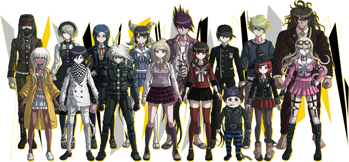 Danganronpa V3 (PS4, PS Vita) Review 1