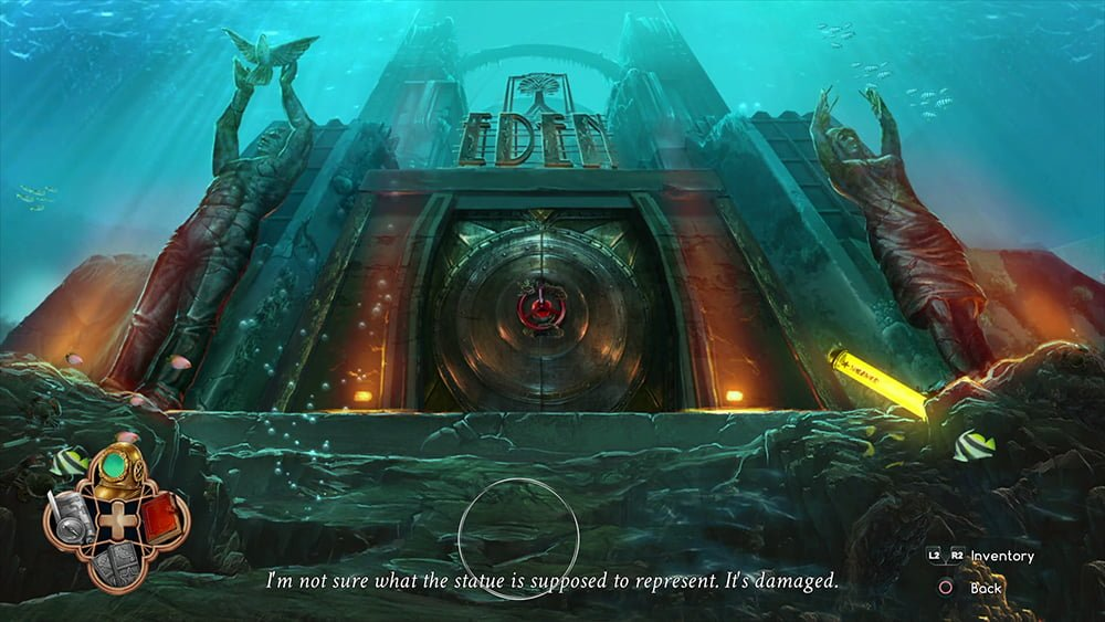 Abyss: The Wraiths of Eden (PS4) Review | GamePitt - Artifex