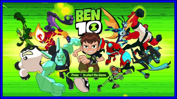 Ben 10 (PS4) Review