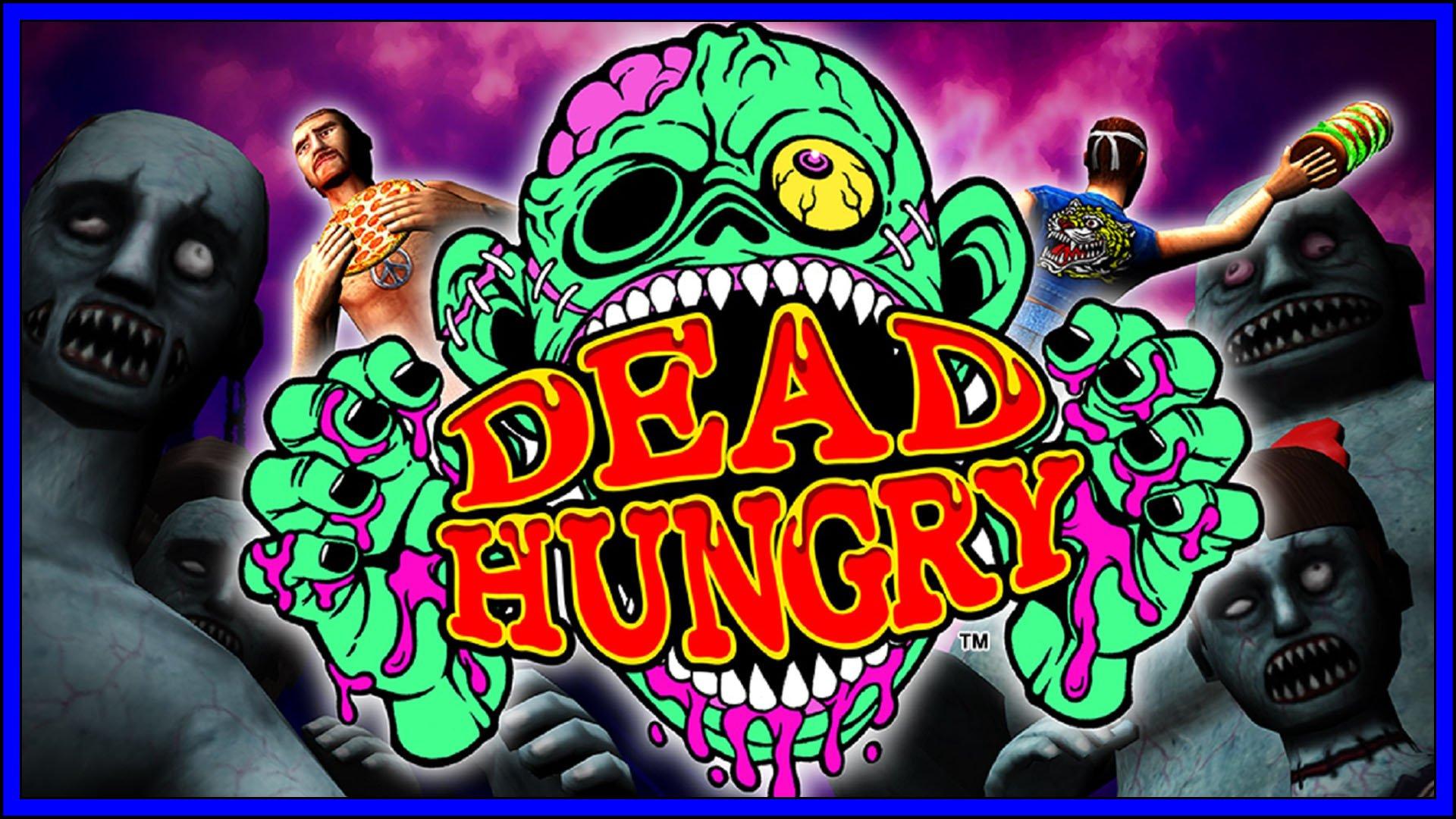 PixelJunk's Dead Hungry Fi3
