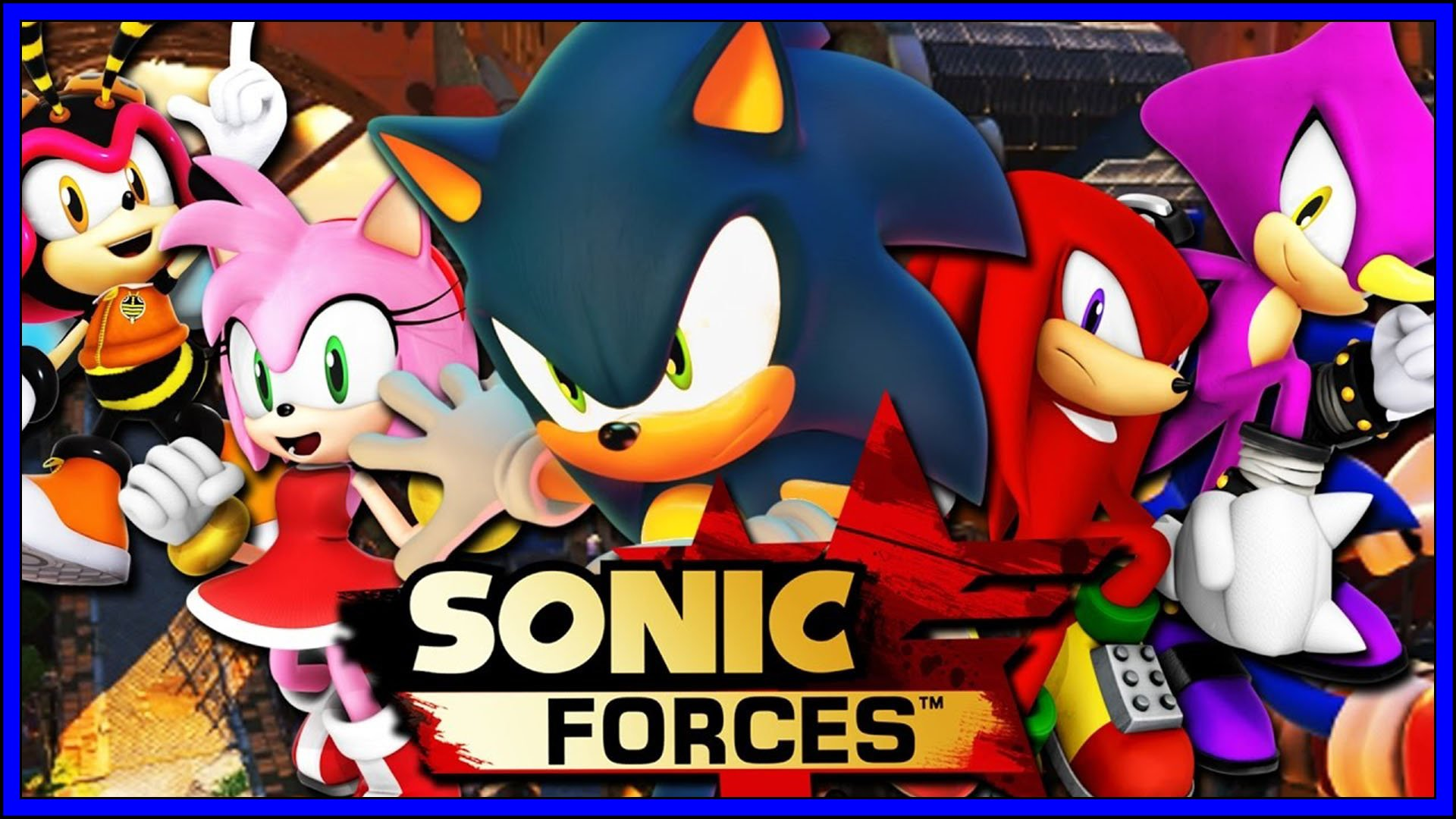 Sonic Forces (PS4) Review
