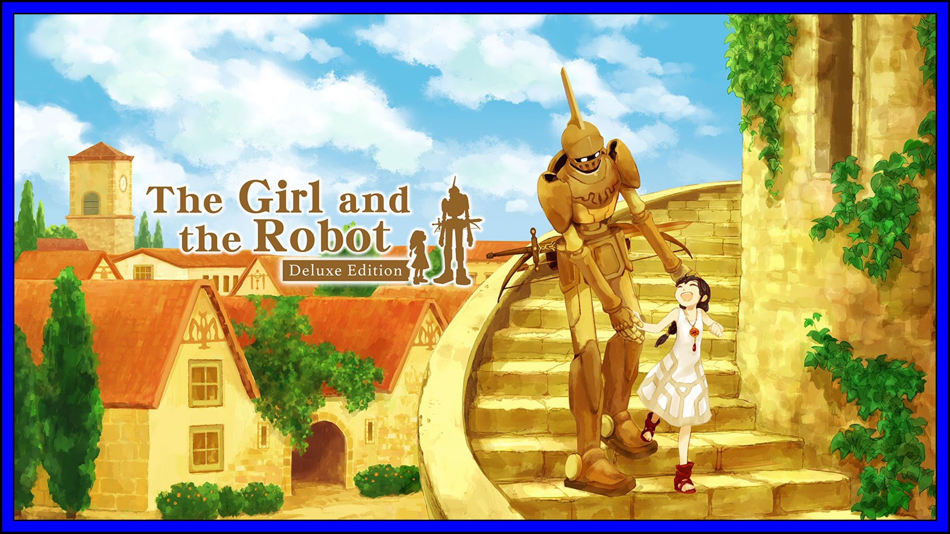 The Girl And The Robot Fi3