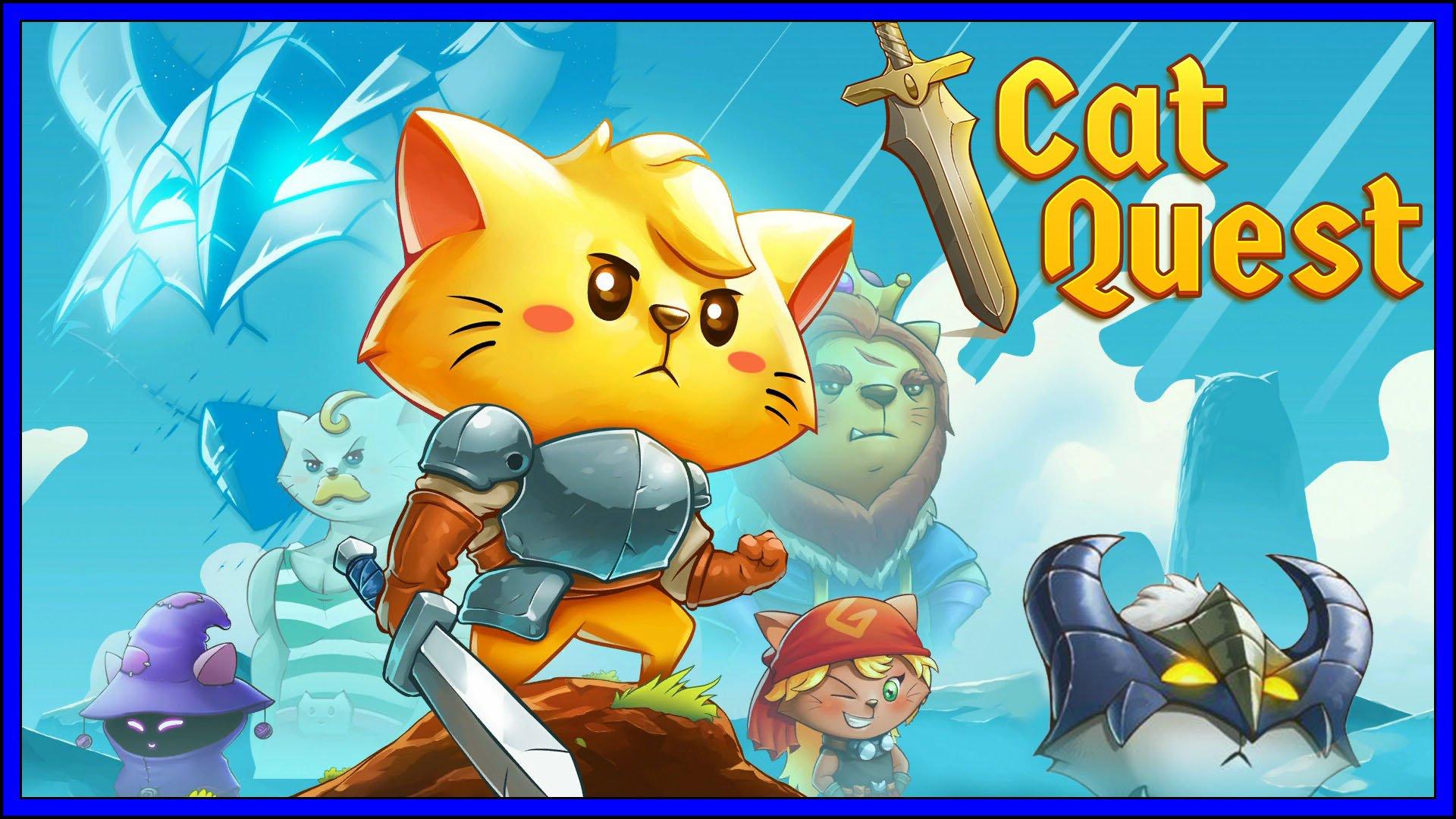 Cat Quest Fi3