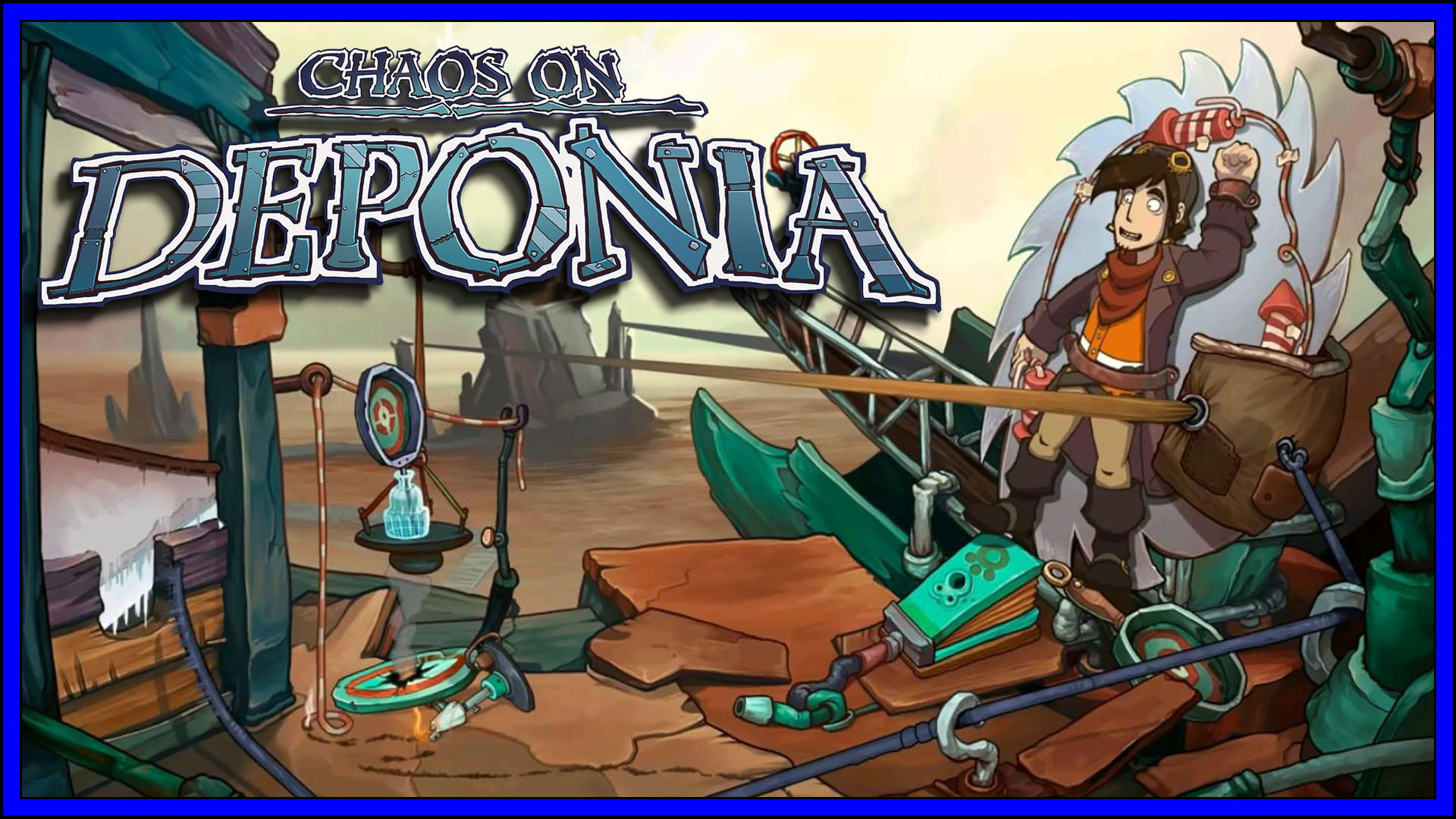 Chaos On Deponia Fi3