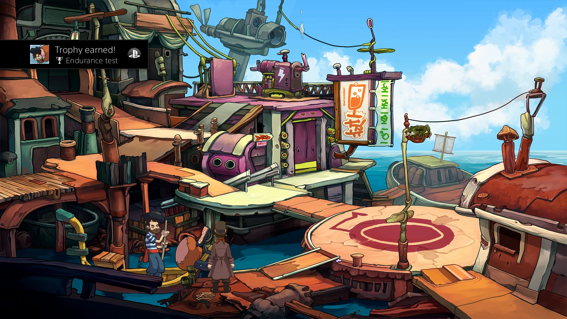 Chaos On Deponia (PS4) Review 2