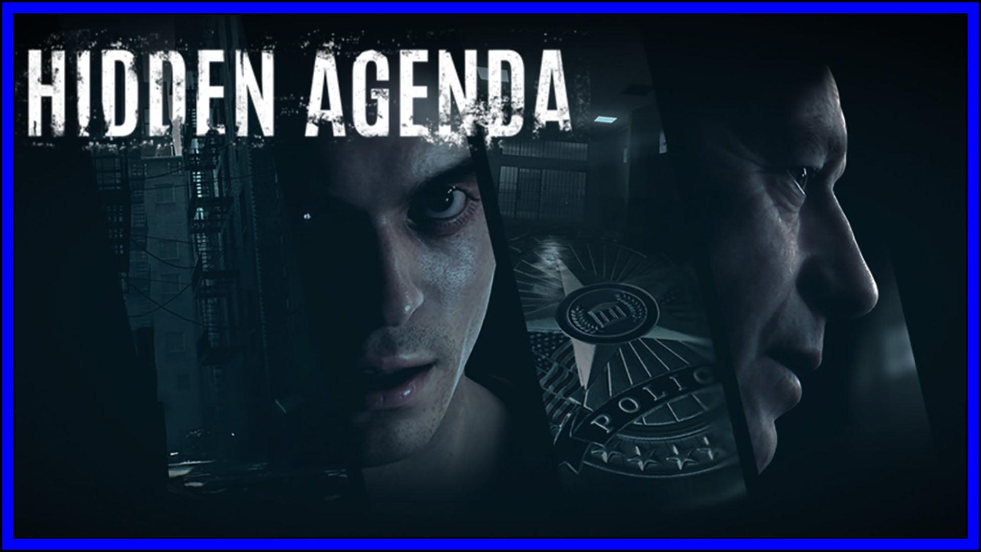Hidden Agenda Fi3