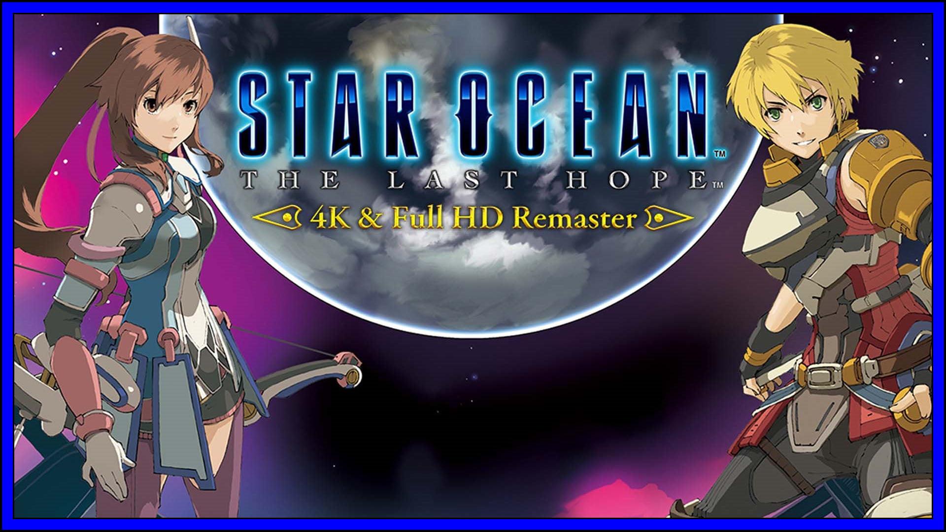 Star Ocean 4K Remaster Fi3