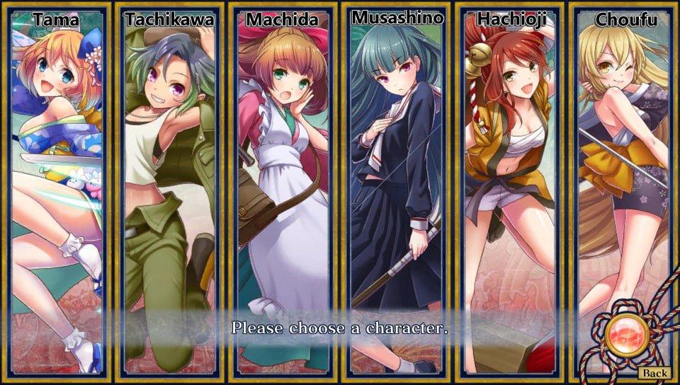 Tokyo Tattoo Girls (PS Vita) Review 1