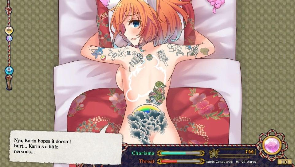 Tokyo Tattoo Girls (PS Vita) Review 3