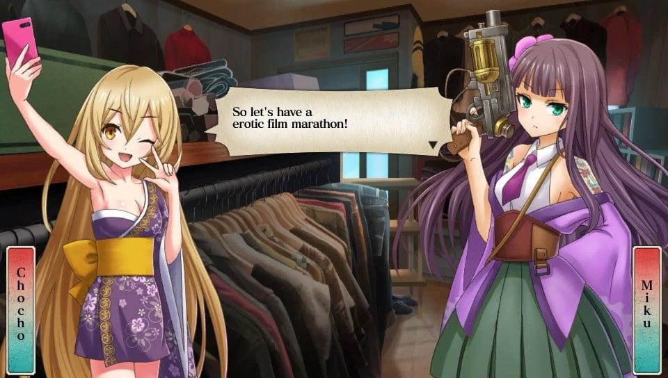 Tokyo Tattoo Girls (PS Vita) Review 6