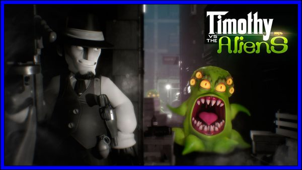 Timothy vs. the Aliens (PS4) Review | Plus Switch opinion