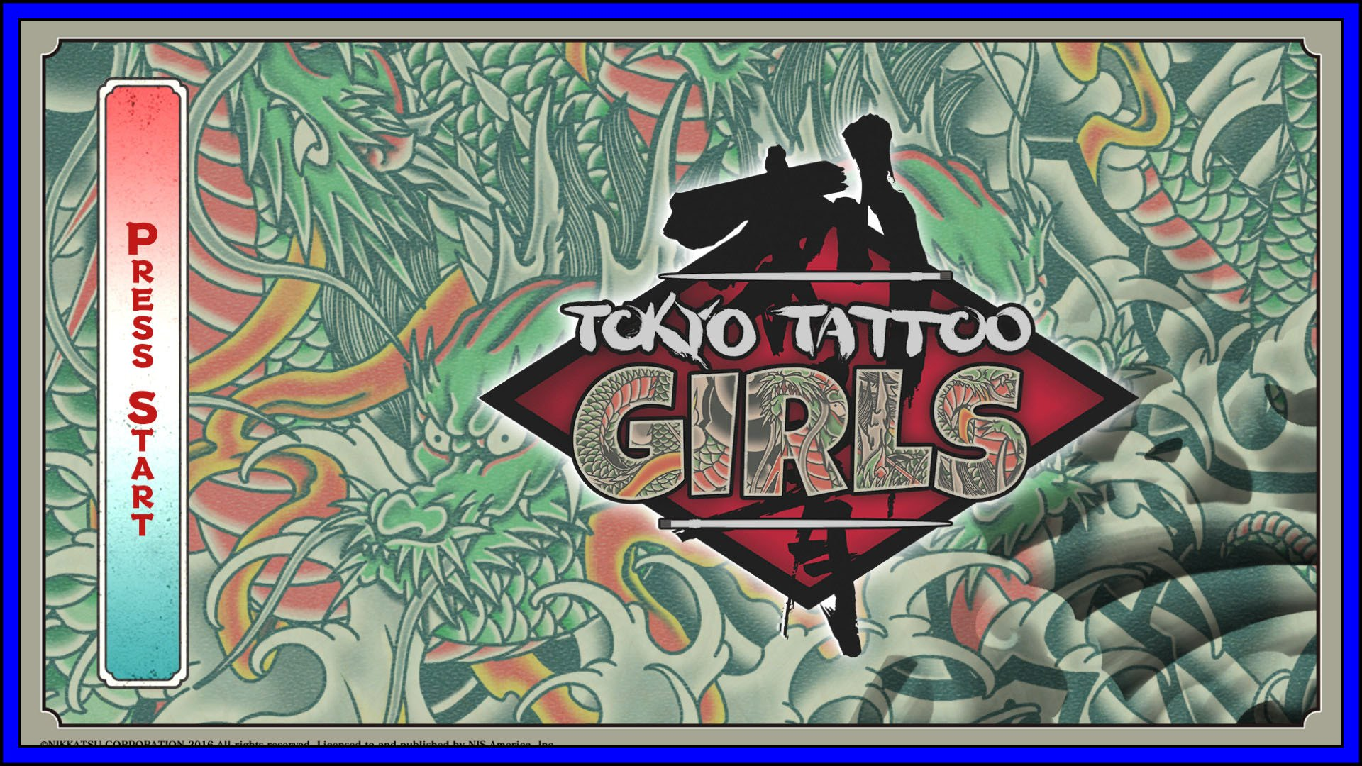 Tokyo Tattoo Girls Fi3