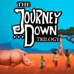 The Journey Down: Trilogy