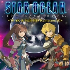 Star Ocean - The Last Hope - 4K and Full HD Remaster