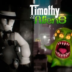 Timothy vs. the Aliens