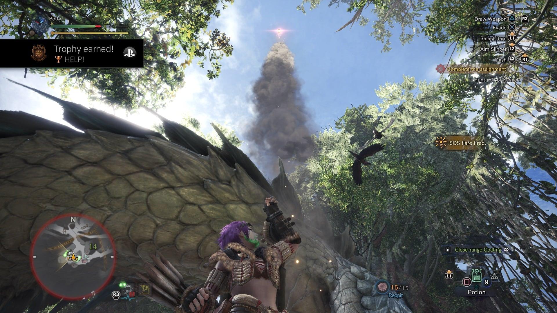Monster Hunter World (PS4) Review 5