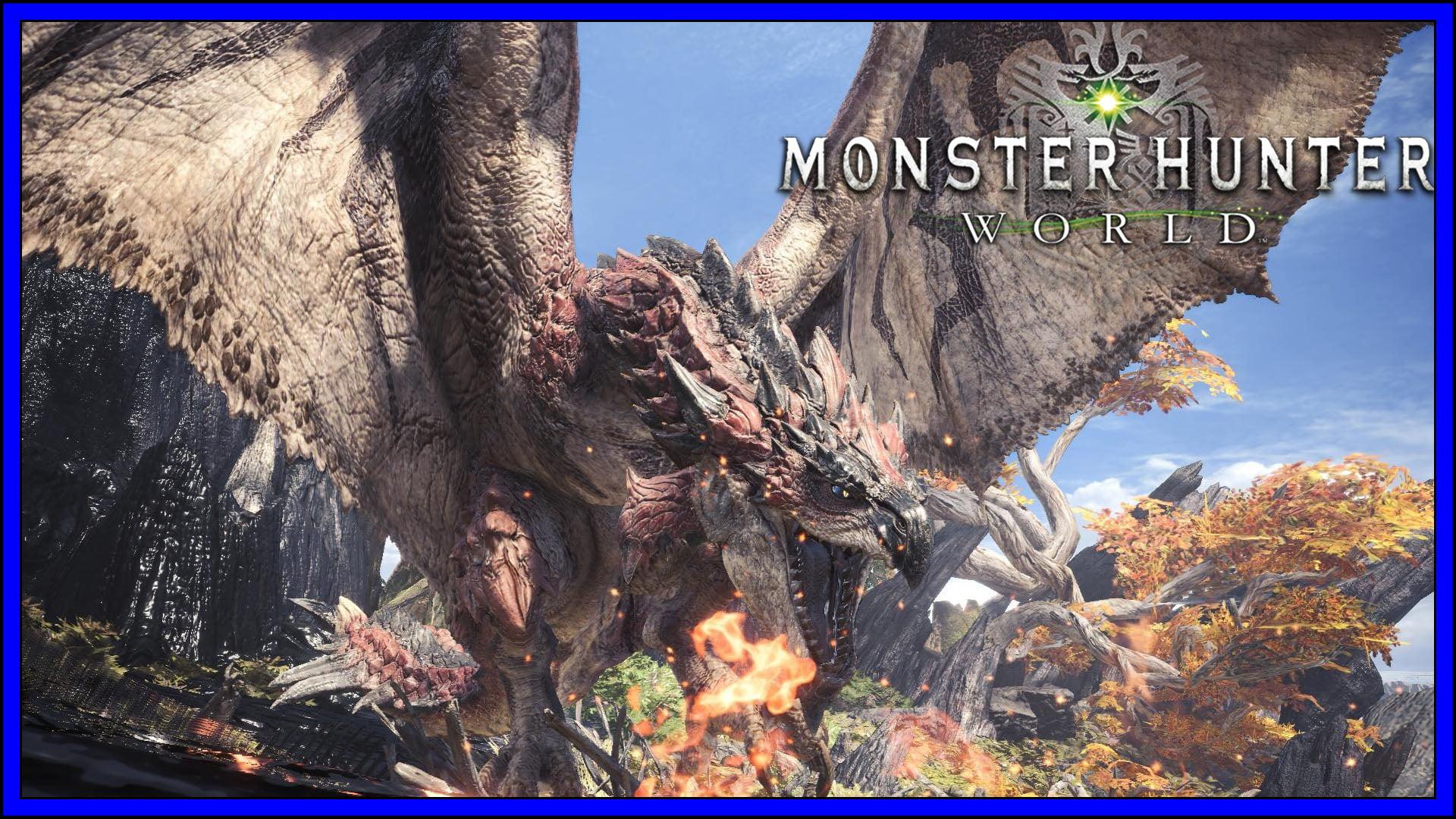 Monster Hunter World Fi3