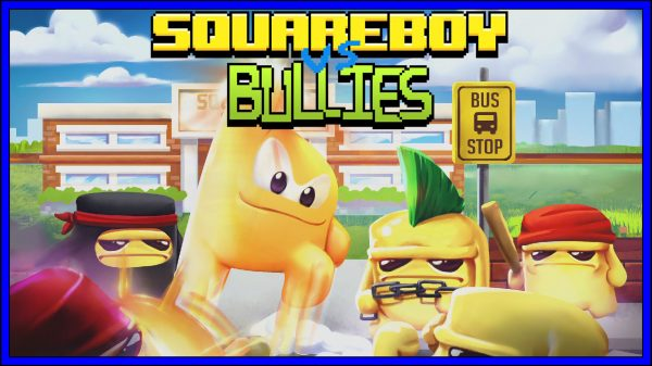 Squareboy Vs. Bullies: Arena Edition (PS4, PS Vita) Review
