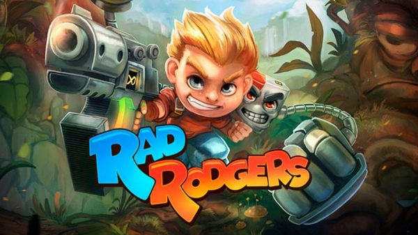 Rad Rodgers (PS4) Review