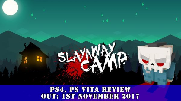 Slayaway Camp: Butcher's Cut (PS4, PS Vita) Review