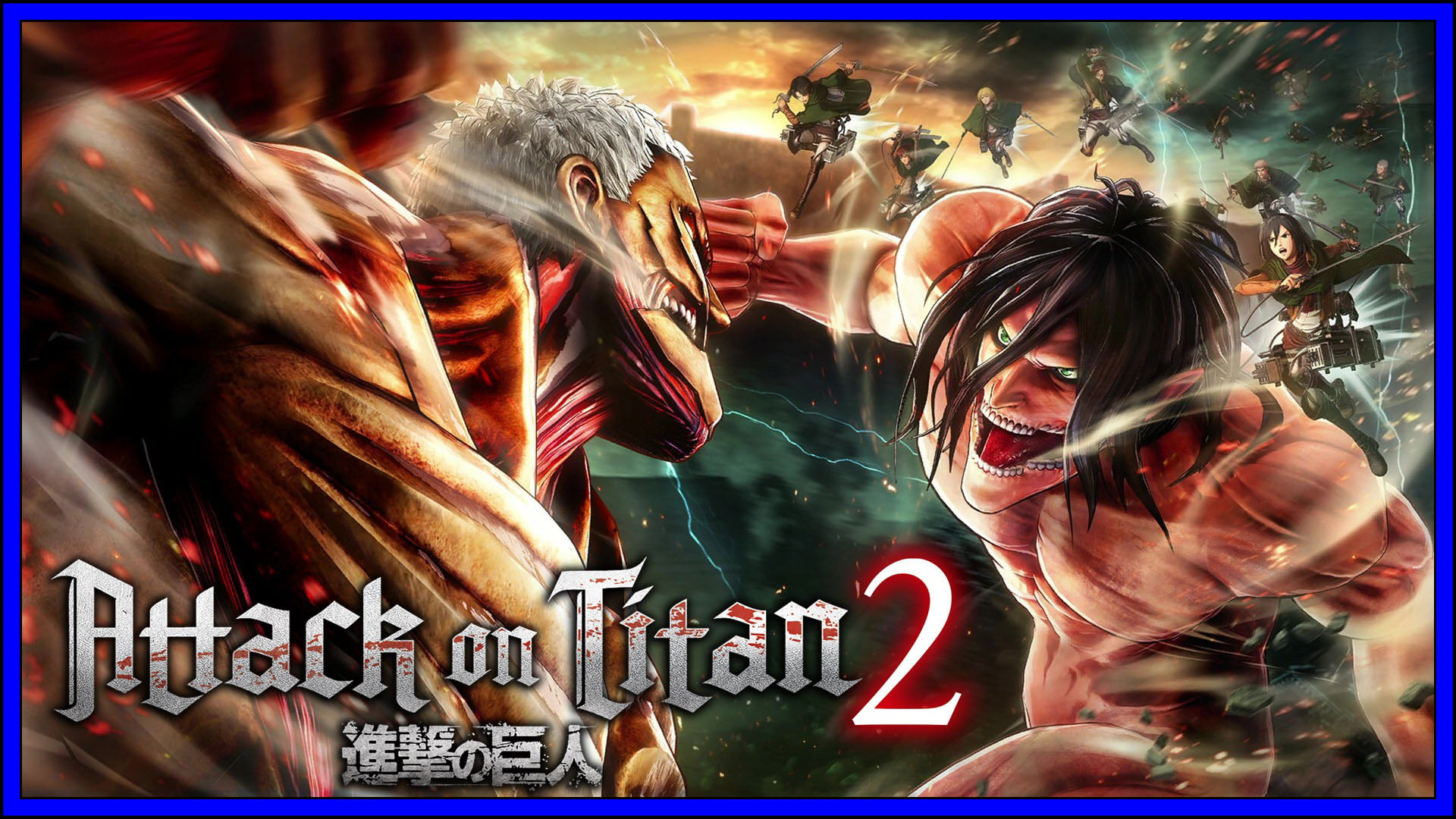 Attack On Titan 2 Fi3