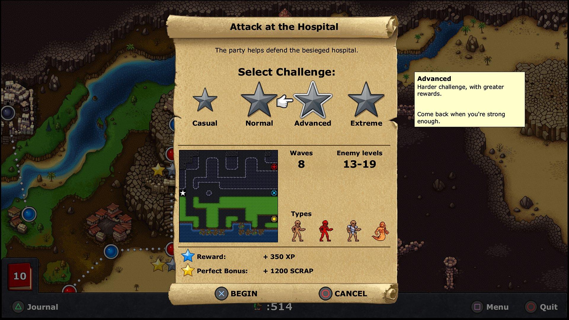 Defender's Quest 4