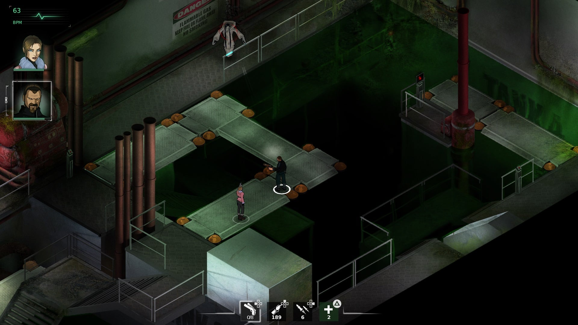 Fear Effect: Sedna (PS4) Review 5