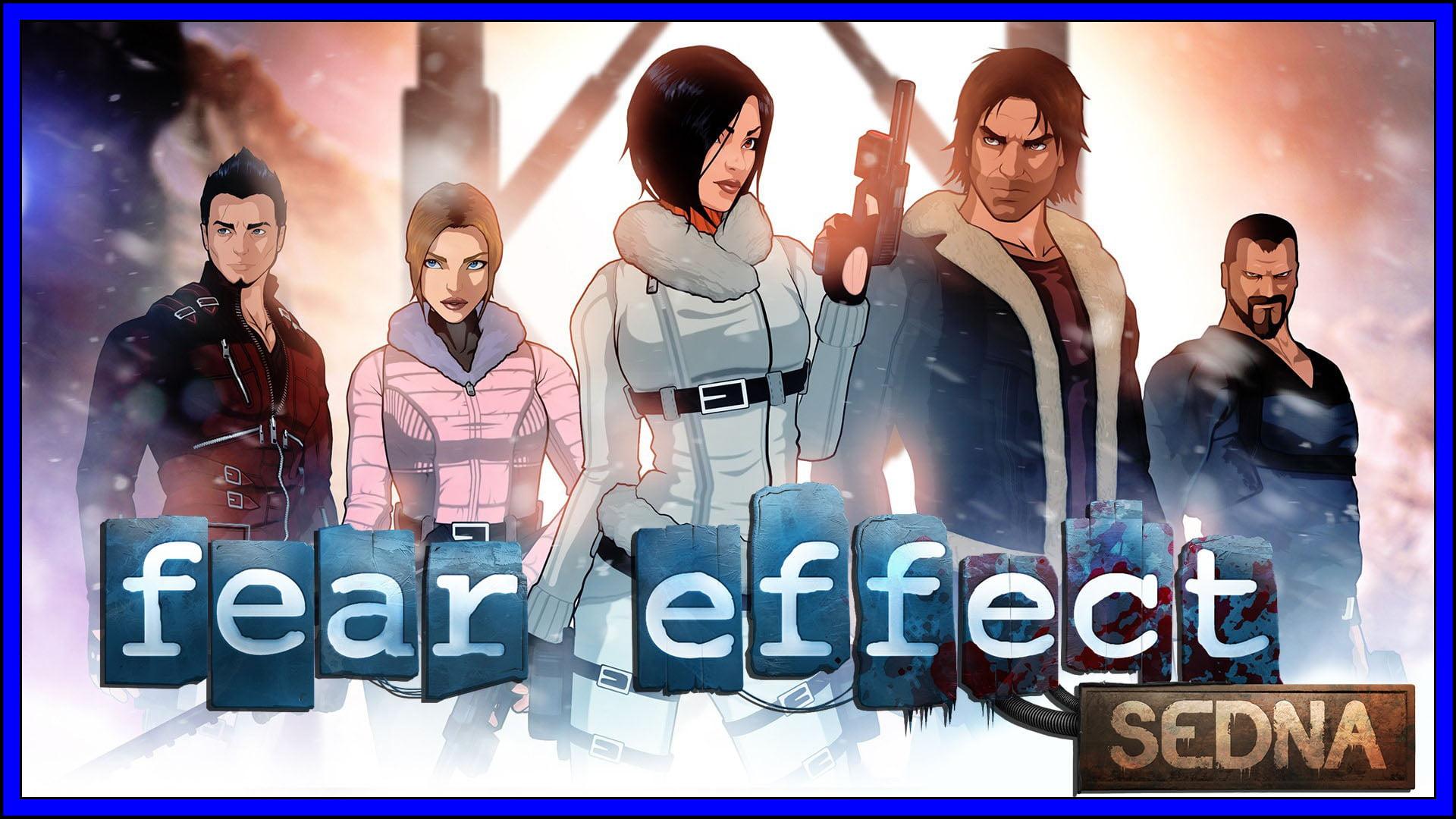 Fear Effect Fi3