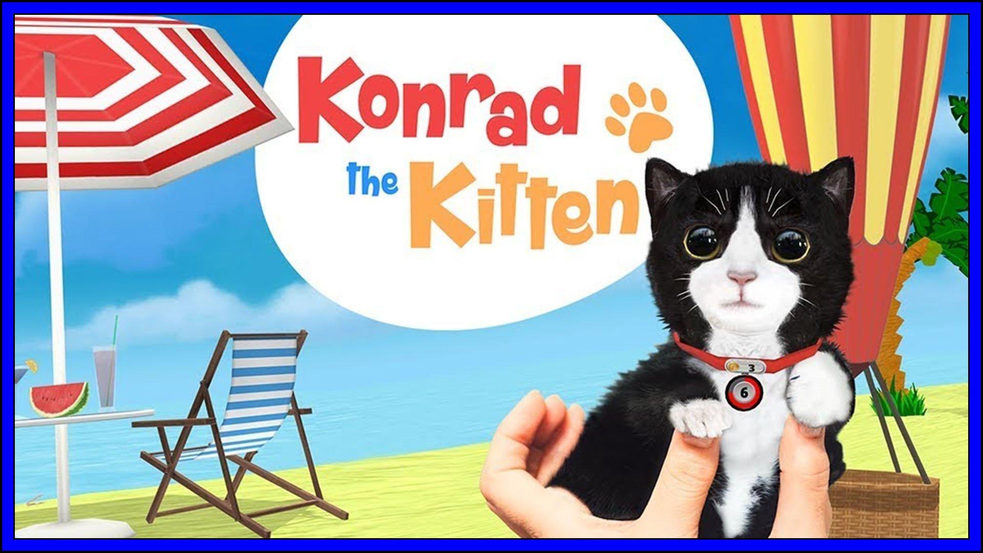 Konrad The Kitten Fi3
