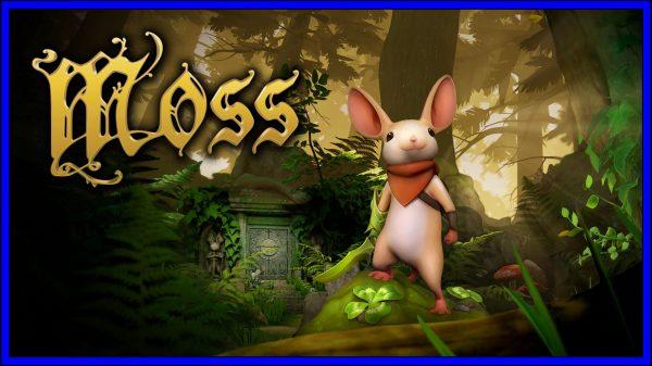 Moss (PSVR) Review