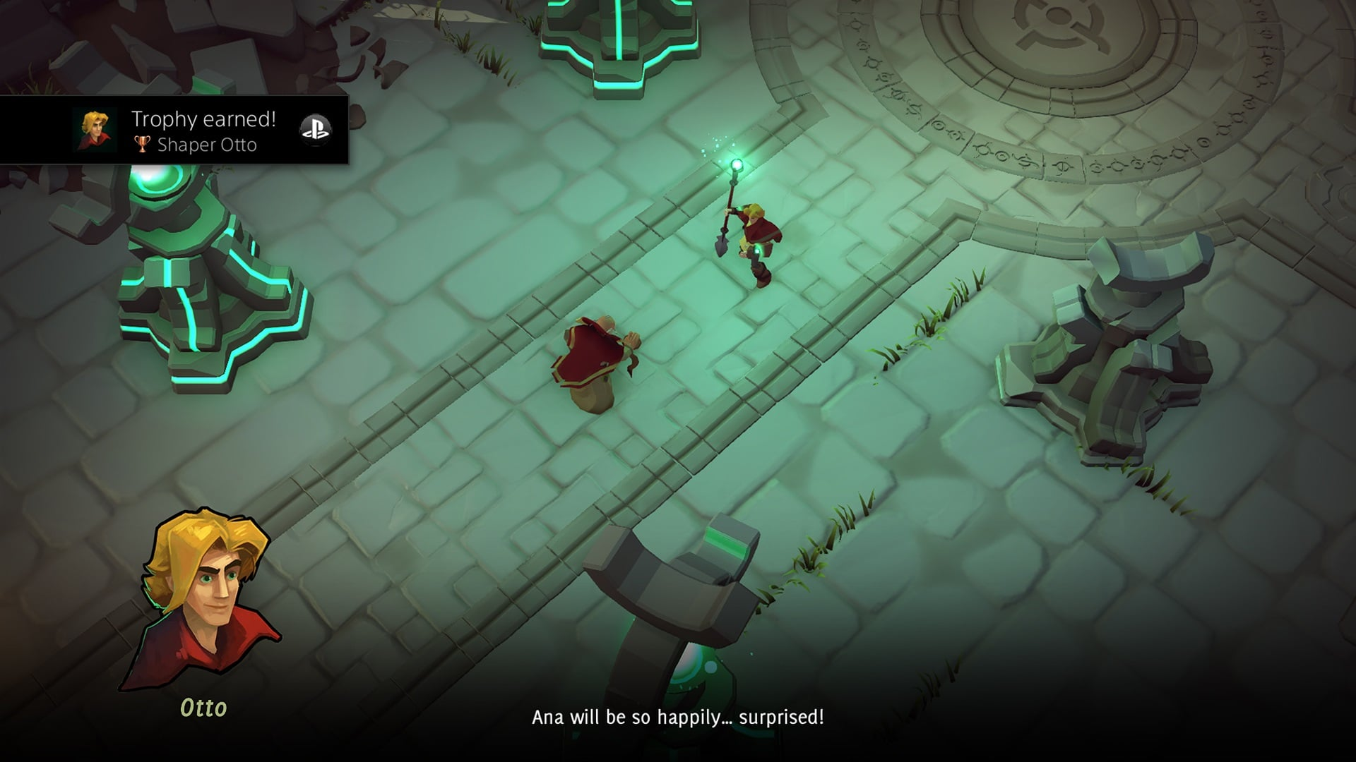 Masters of Anima (PS4) Review 1