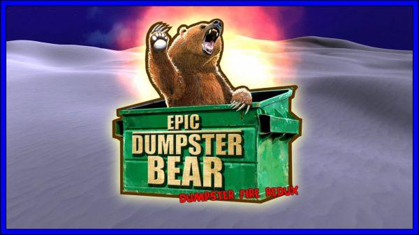 Epic Dumpster Bear: Dumpster Fire Redux (PS4) Review