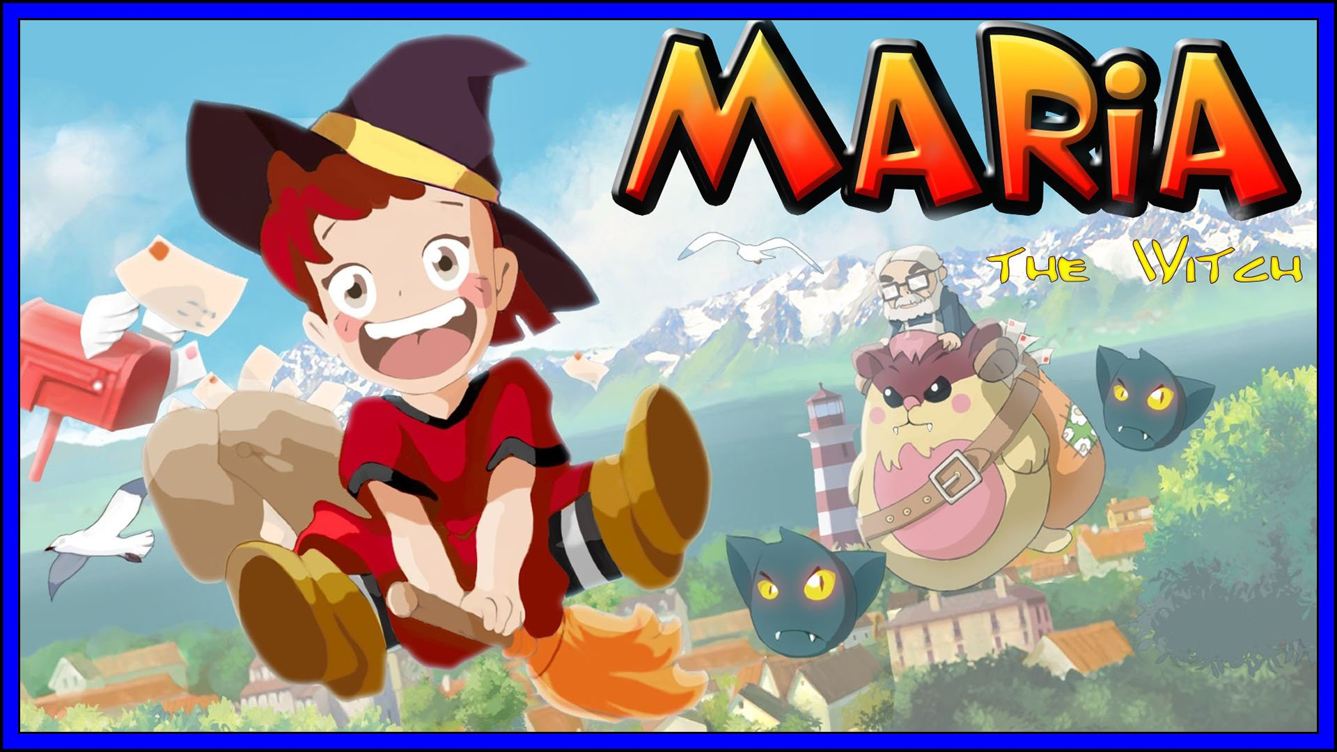 Maria The Witch Fi3