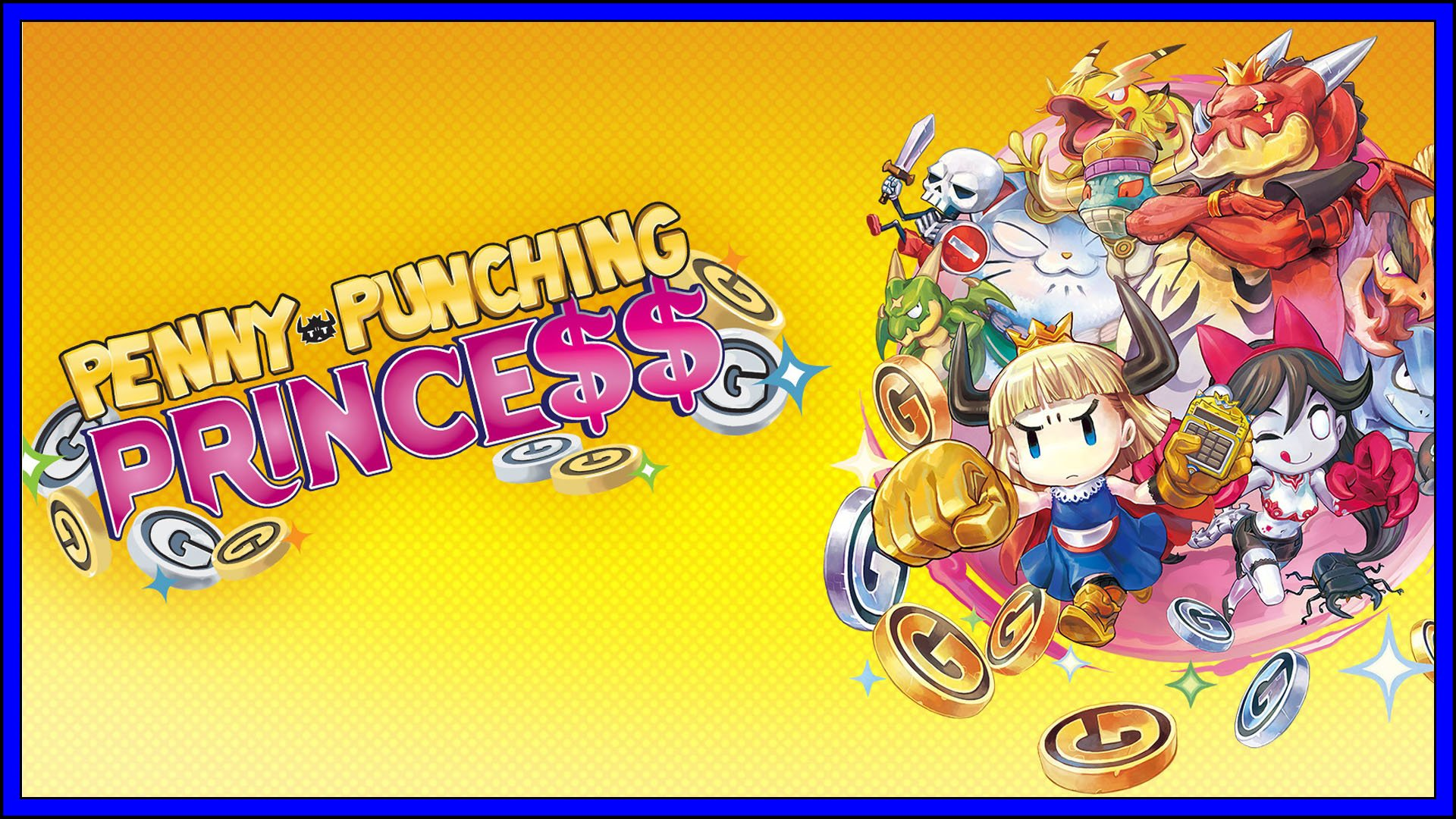 Penny Punching Princess Fi3