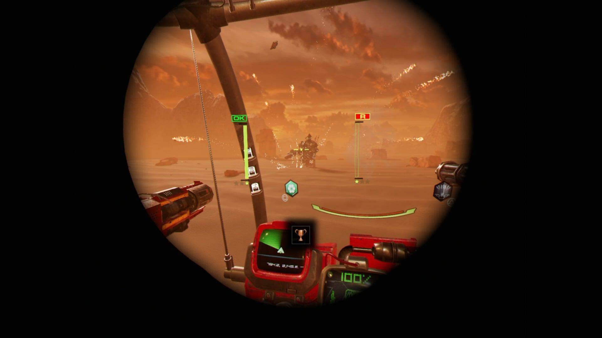 Code51: Mecha Arena (PSVR) Review 3