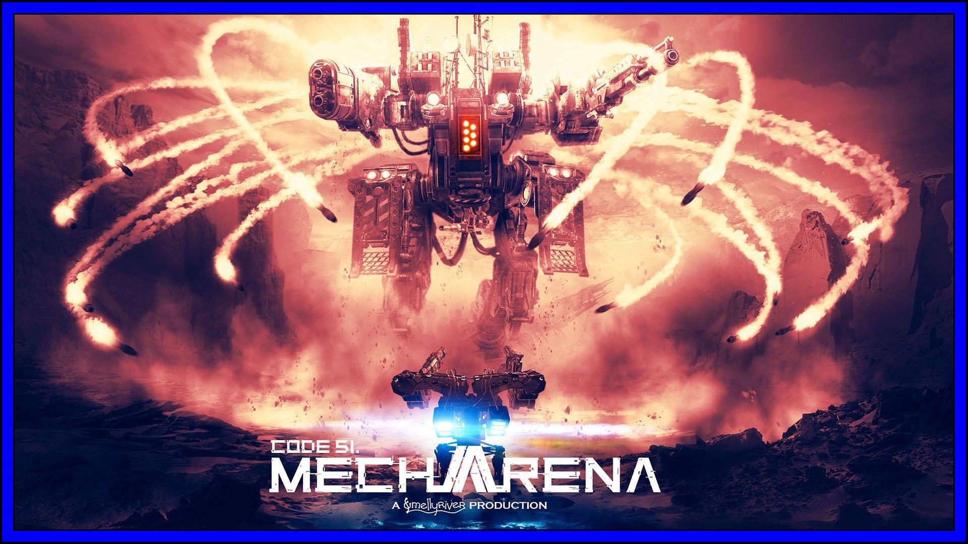 Code 51 Mecha Arena Fi3