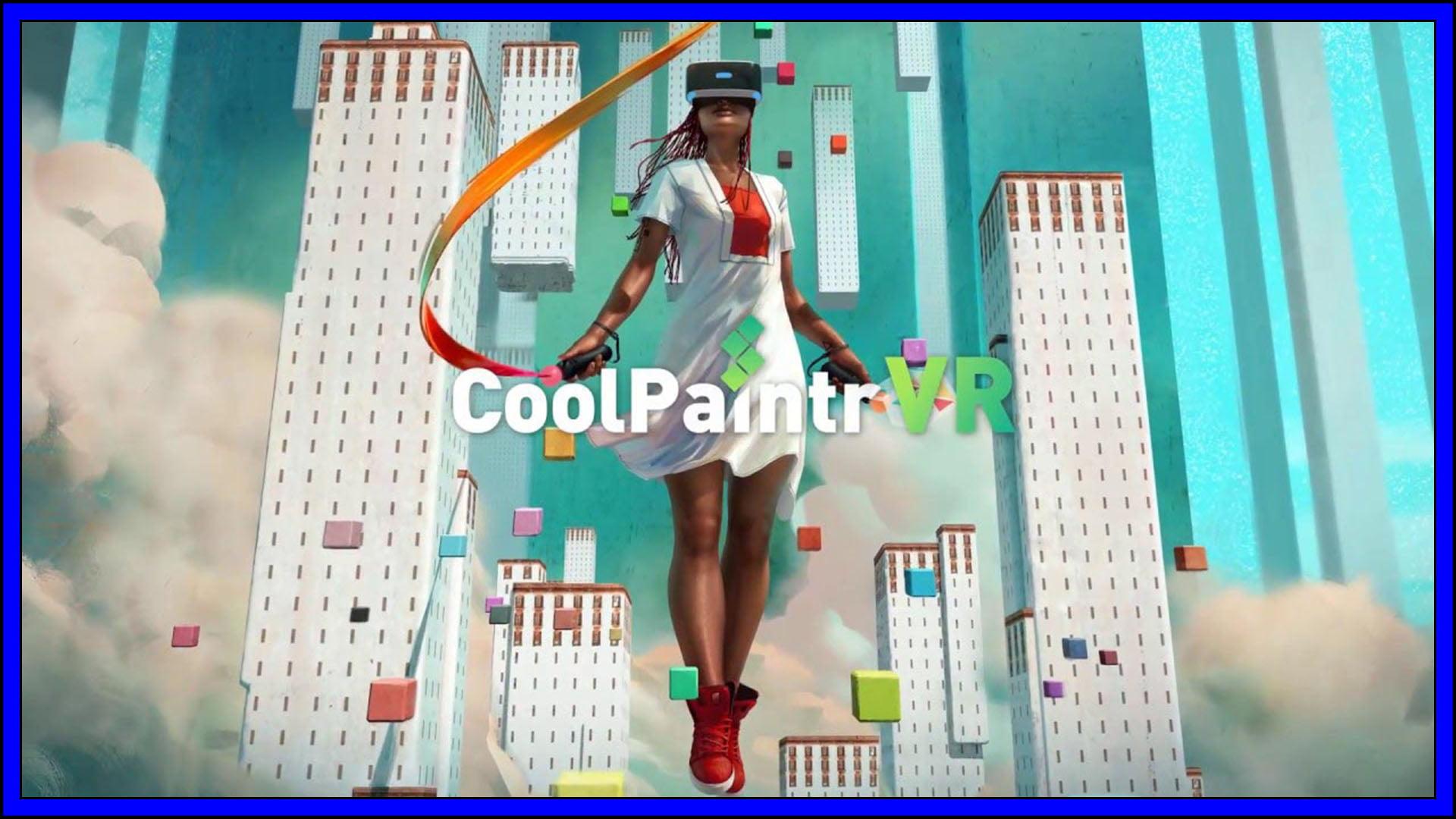 CoolPaintrVR Fi3