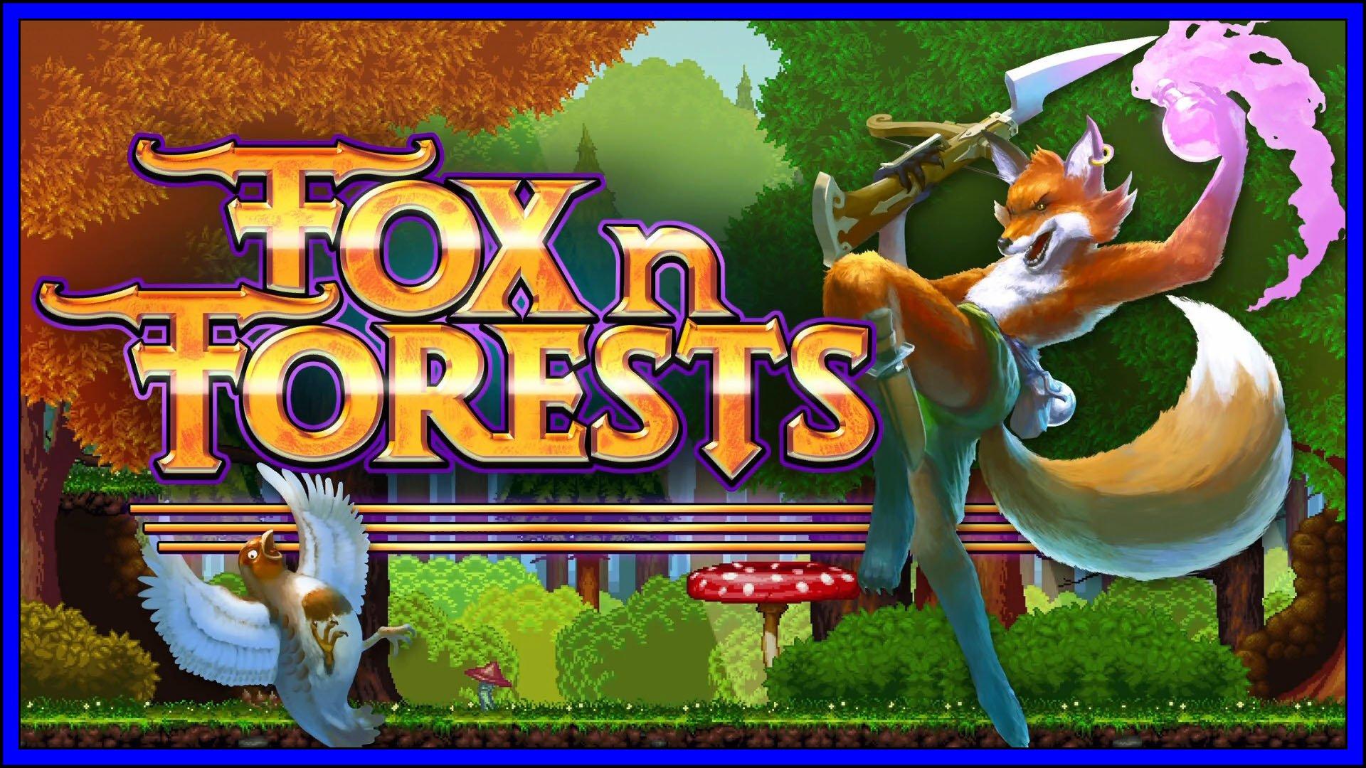 Fox N Forests Fi3