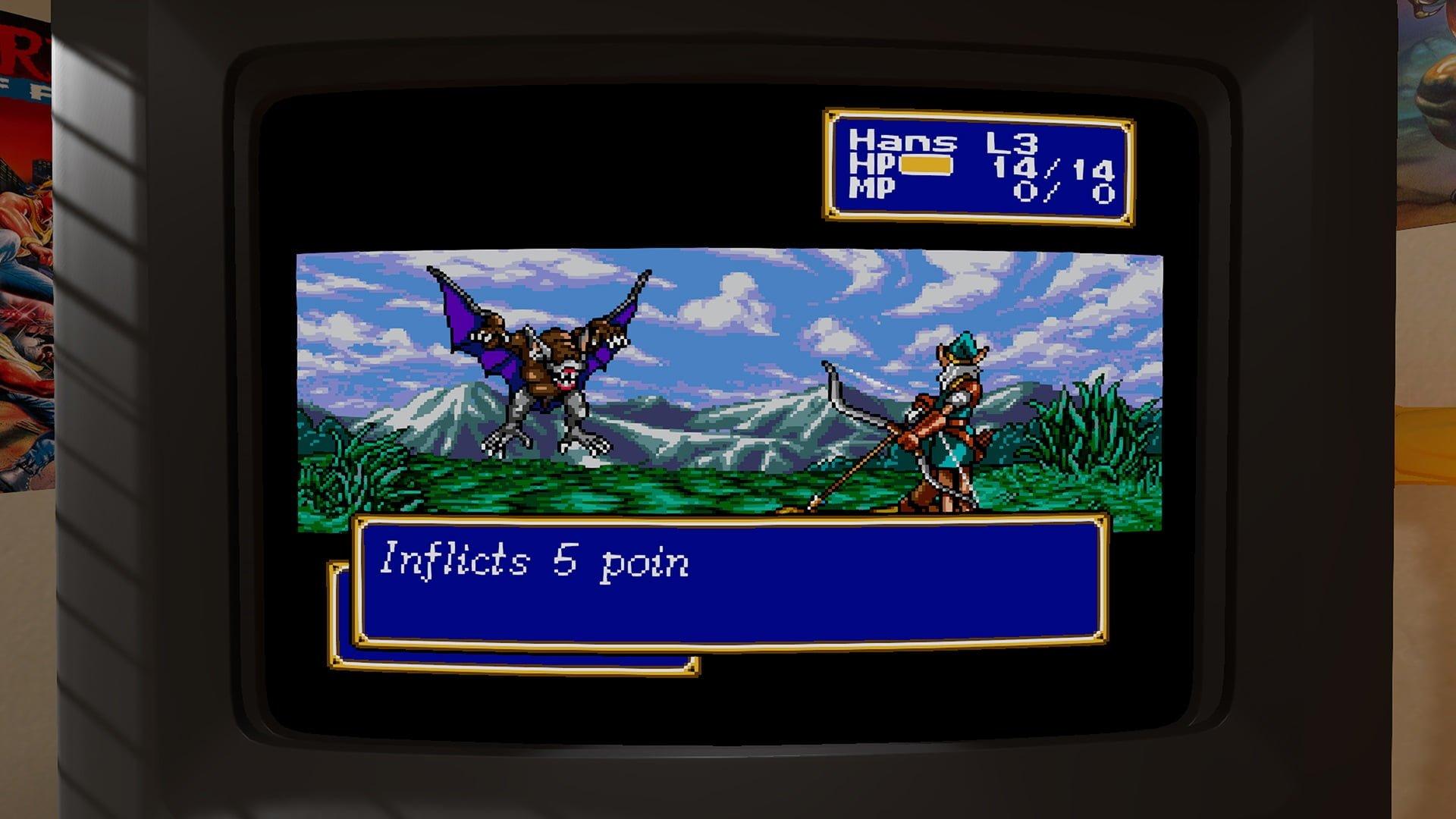 SEGA Mega Drive Classics 1