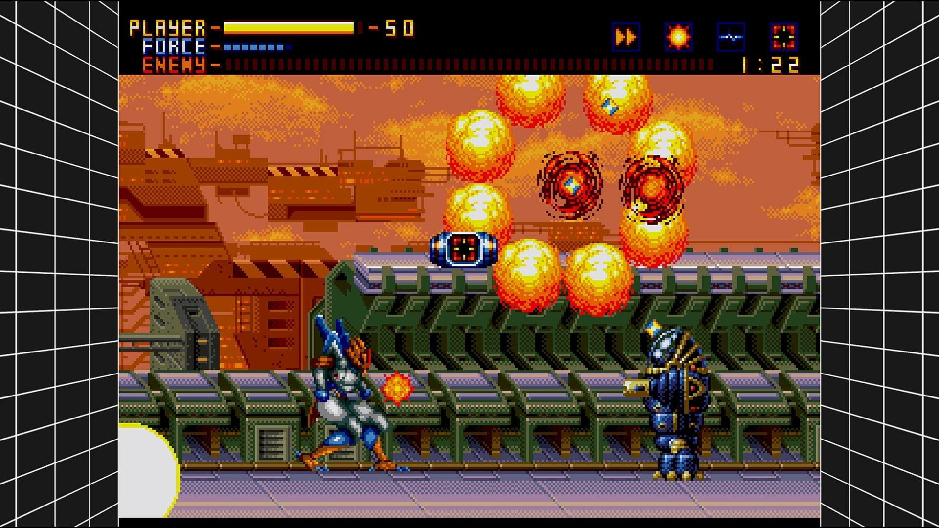 SEGA Mega Drive Classics 2