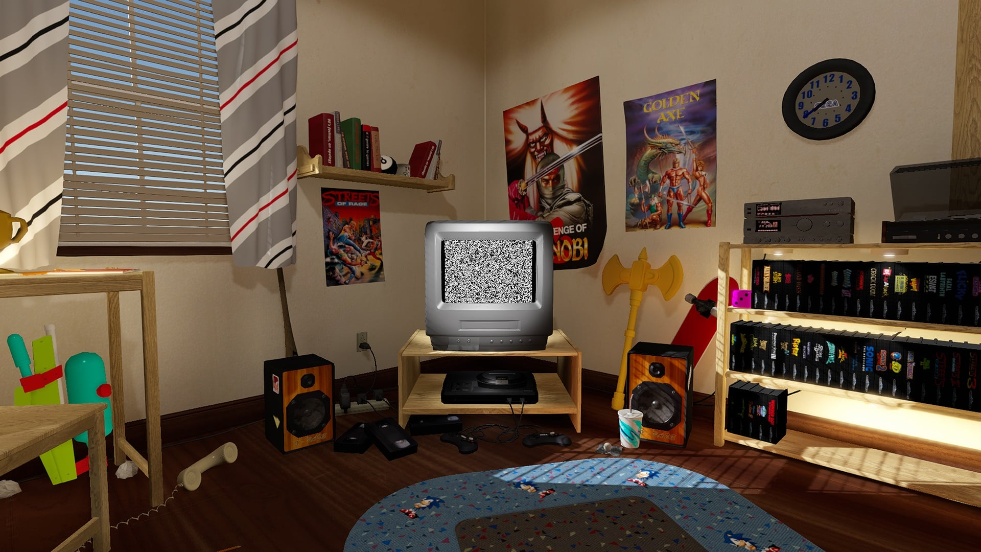 SEGA Mega Drive Classics 3