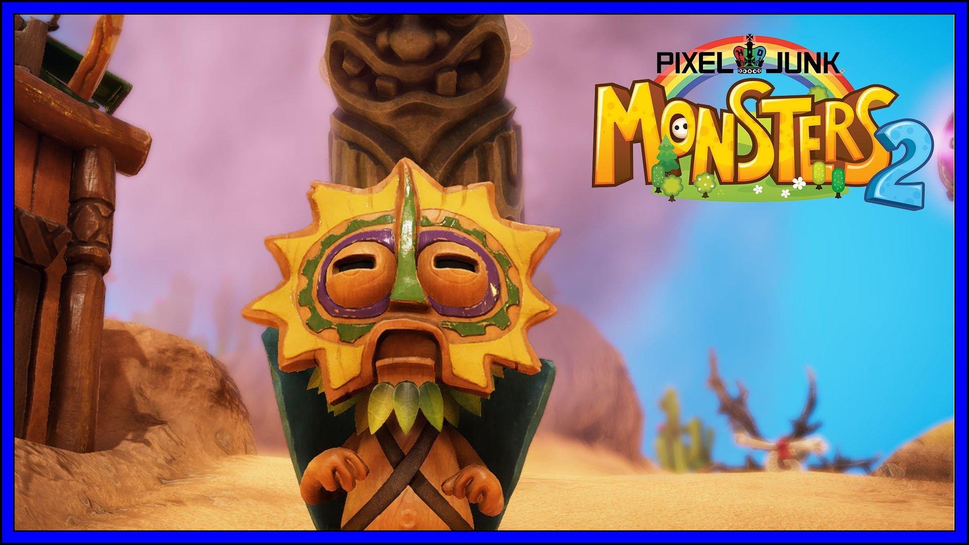 PixelJunk Monsters 2 Fi3