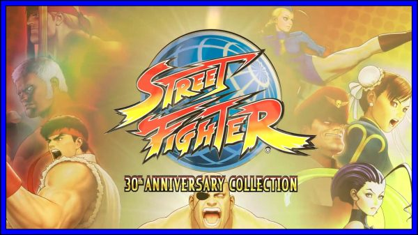 Street Fighter 30th Anniversary Collection (PS4) Review