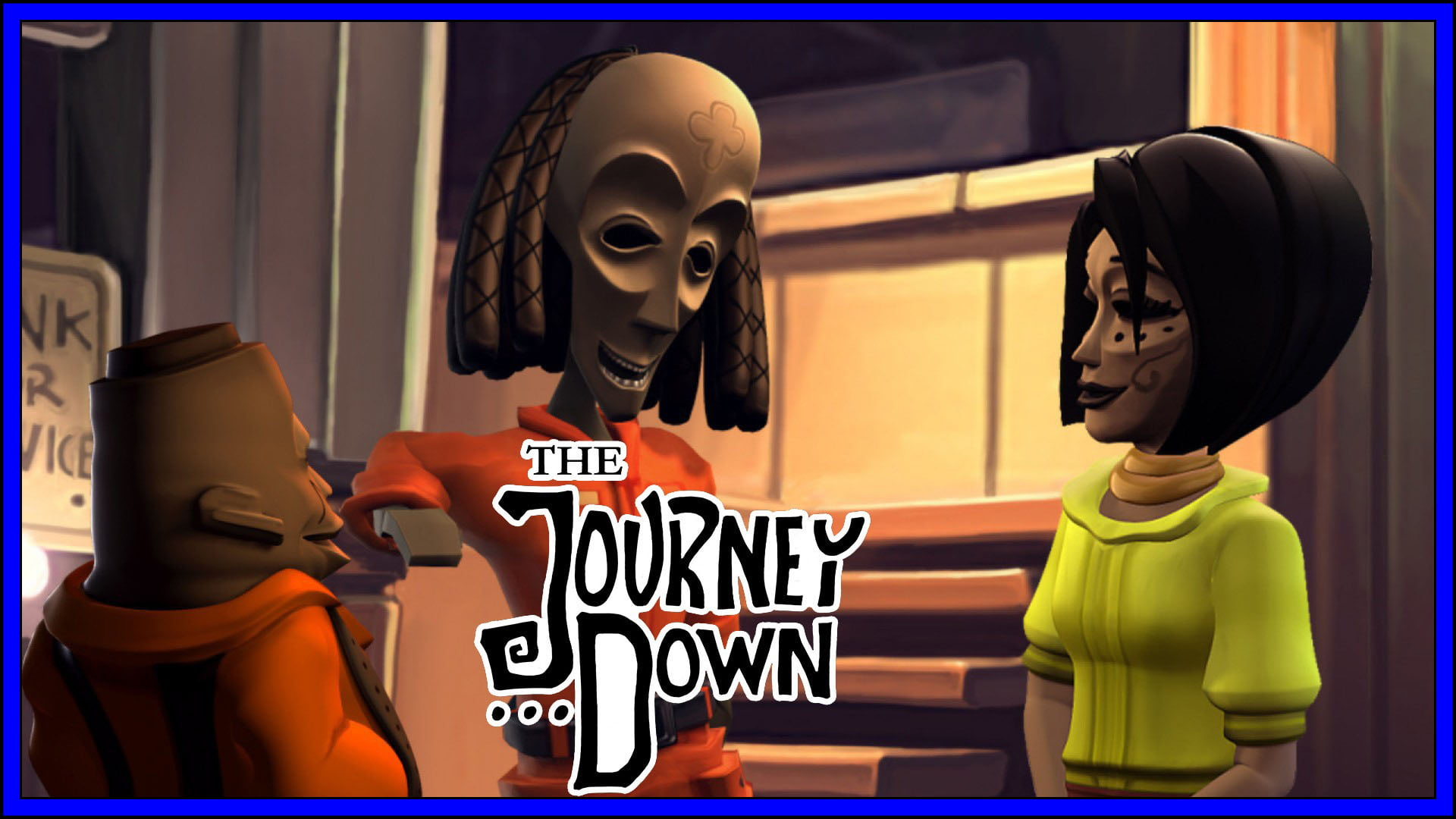 The Journey Down Fi3
