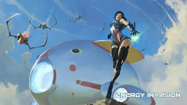 Energy Invasion (PS4, PS Vita) Review