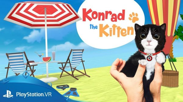 Konrad the Kitten (PSVR) Review