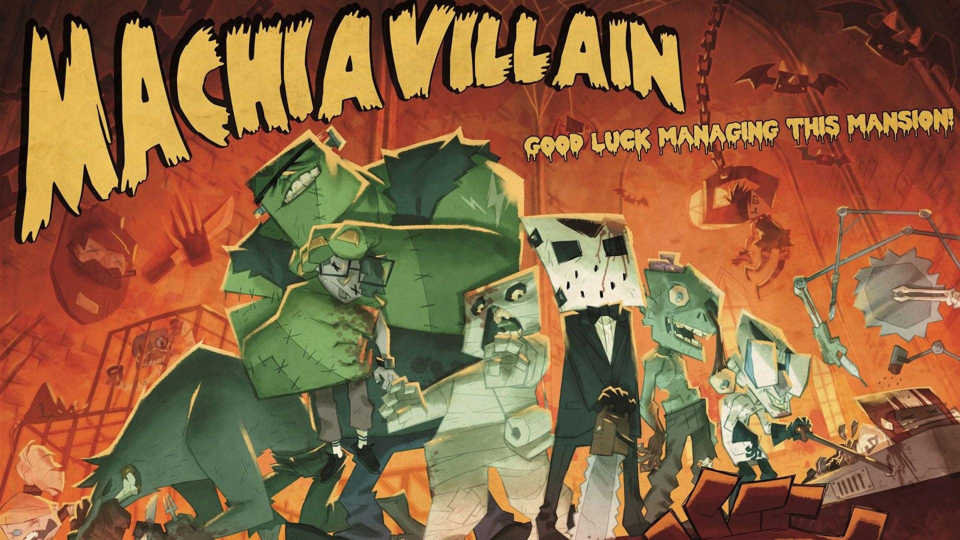 MachiaVillain (PC) Review