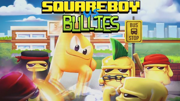 Squareboy Vs. Bullies: Arena Edition (PS4 and PS Vita) Review