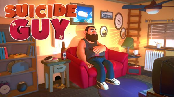 Suicide Guy (PS4) Review