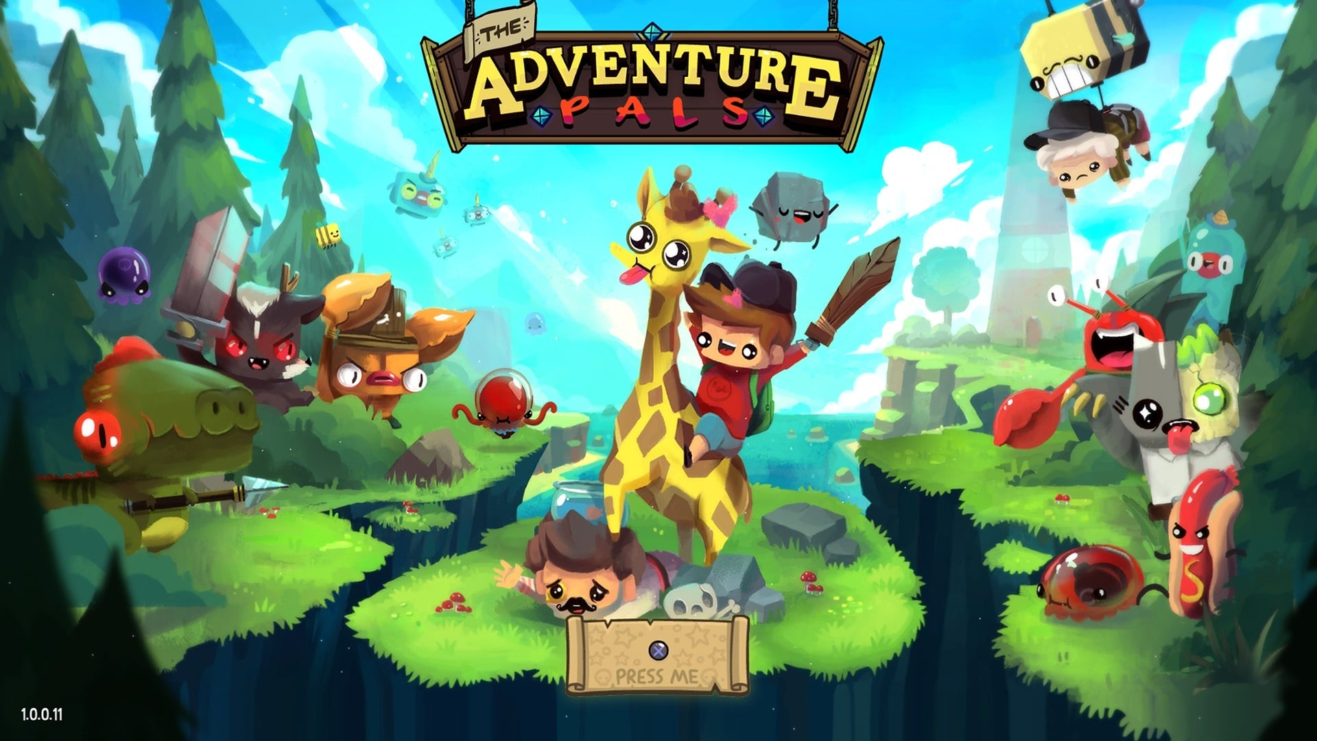 The Adventure Pals (PS4) Review